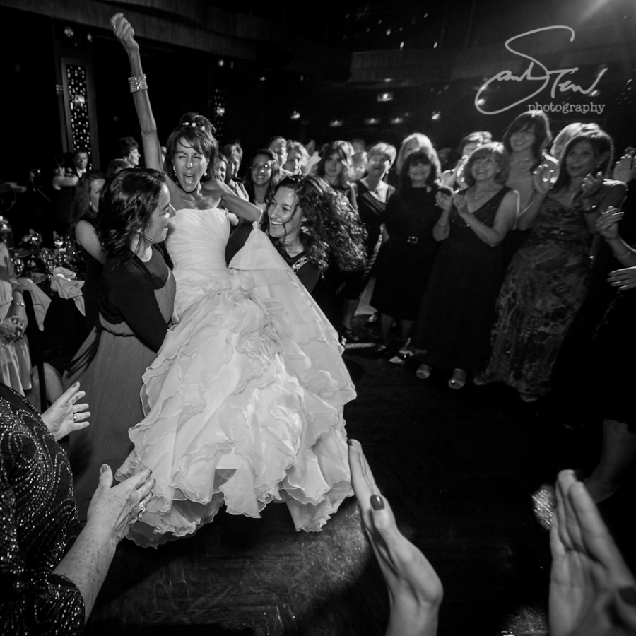 Modern Jewish Wedding At Edison Ballroom In Times Square