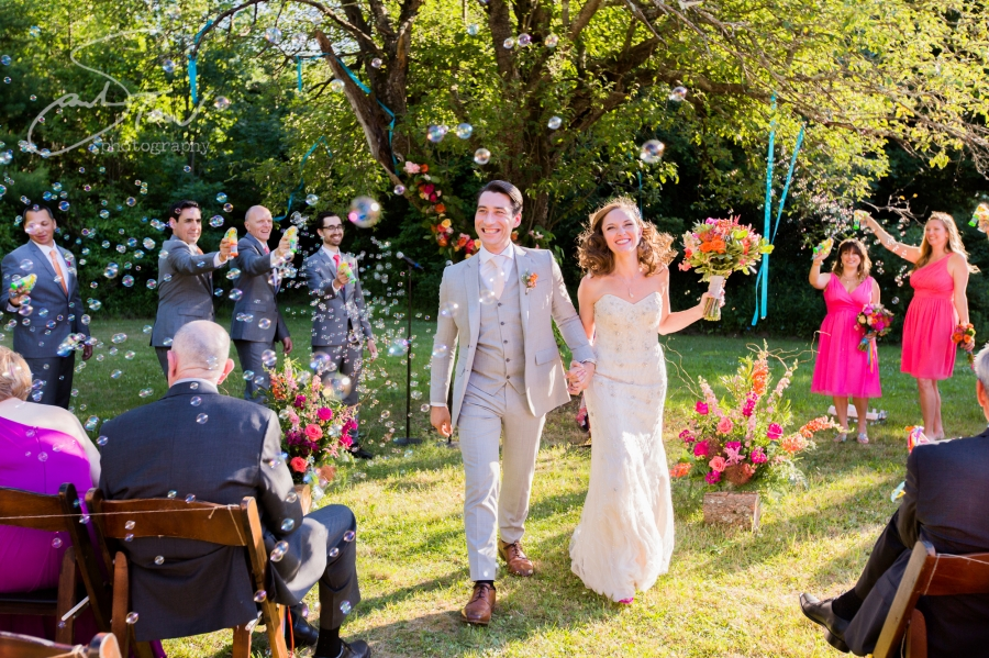 Colleen David S Wedding At The Kaaterskill